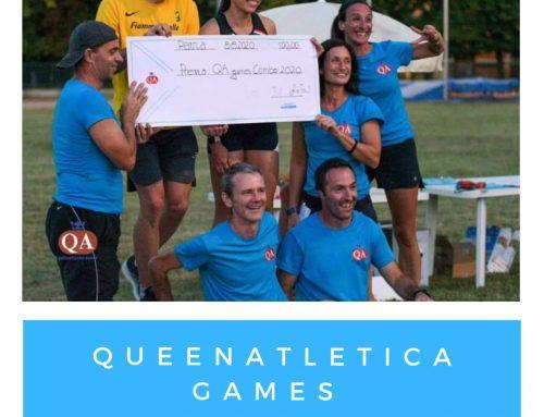 Queenatletica Games a favore del Progetto Rompicapo